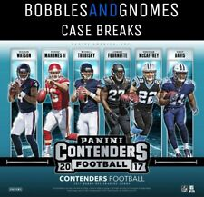 Philadelphia Eagles 2017 Panini Contenders Football 1 Case Break 12x Boxes #9