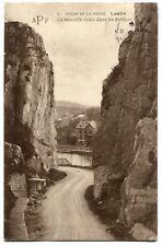 CPA - Carte Postale - Belgique - Lustin - La Nouvelle Route dans les Rochers