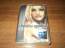 CHRISTINA AGUILERA - My Reflejo (new cassette)