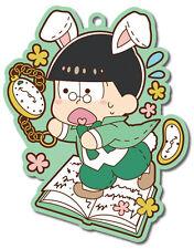 Osomatsu-San Matsuno Choromatsu Alice Ver. Rubber Phone Strap