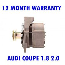 AUDI COUPE 1.8 2.0 1983 1984 1985 1986 1987 1988 REMANUFACTURED ALTERNATOR