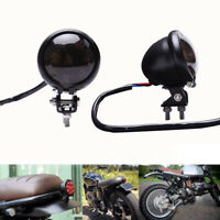 12V Motorcycle LED Rear Tail Brake taillight Stop Light Lamp For Harley Bobber
