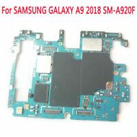 Scheda Madre Principale Board per Samsung Galaxy A9 2018 SM-A920F 64GB Unlocked