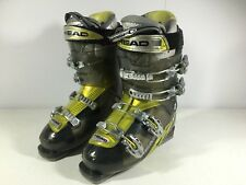 Head Mens Ski Boots 27/27.5 Edge Superheat 3 5650 G167 317mm Designed in Italy