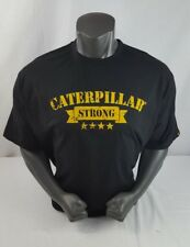 Caterpillar Graphic T Shirt Men's XL Cat Black New Without Tags
