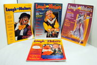 Laugh Makers Magazine 96/97 Vol 14 #1-2,4,5,6 Clowning Puppets Magic Ballooning