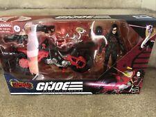 GI Joe Classified Baroness with Cobra Coil Target Exclusive Hasbro Ships Now!!