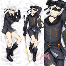 NieR:Automata 9S YoRHa No.9 Type S Anime Dakimakura Hugging Body Pillow Case