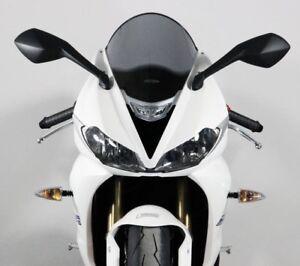 Motorcycle Windshields MRA TRIUMPH DAYTONA 675 /R, H67, 2013-, form R, smoke