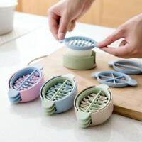 Eierschneider Küchen Ei Multifunktions Sectioner Kochen Tools B1I1 S2D9