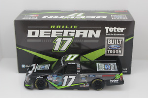 HALLIE DEEGAN, #17, 1/24 2020 BUILT FORD TOUGH TOTER, RACE TRUCK, FREE SHIPPING