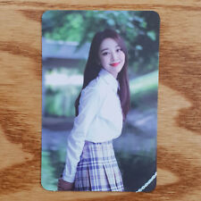 Yves Official Photocard Monthly Girl LOOΠΔ No.17 yyxy Kpop Genuine