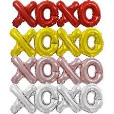 XOXO Foil Balloons Banner Wedding Bridal Shower Bachelorette Party Valentine