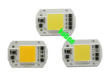 LED COB Lamp Chip 20W 30W 50W 220V Input Smart IC Driver LED Floodlight Chip