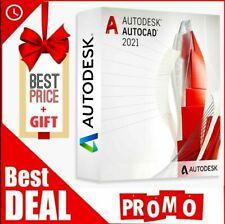 Autodesk AutoCad 2021 ✔️ Full Version ✔️Windows✔️ Hot Price ✔️
