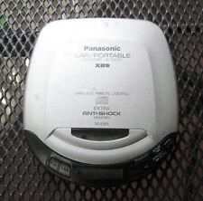 Panasonic SL-S332C Portable Car CD Player XBS Walkman Anti-Shock