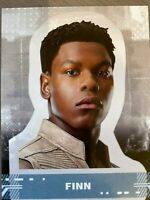 2019 Topps Star Wars The Rise of Skywalker Character Sticker CS-4 Finn