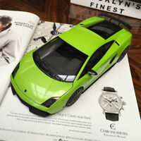 AUTOart 1/18 Lamborghini Gallardo LP570-4 superleggera diecast car model Green