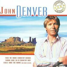 JOHN DENVER - COUNTRY LEGENDS NEW CD