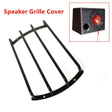 "12"" Universal Car Audio Speaker Adapter Grille Cover Protection Decorative Metal"