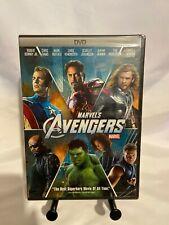 The Avengers (DVD, 2012) Thor Ironman Capt America Hulk Hawkeye Black Widow