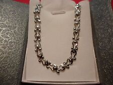 Stainless Steel Fancy Chain-20 inches, 5.4 grams