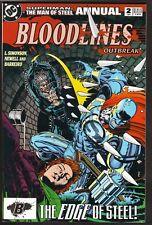 "Superman: The Man of Steel Annual #2--""Cutting Edge!""--1993 Comic Book"