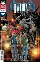 Batman Sins of the Father #4 DC comic 1st Print Telltale Series 2018 NM