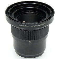 Fotodiox Mamiya RZ/RB67 to Sony E Lens Mount Adapter