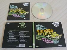 CD DIGIPACK JAZZ HEROES 24 TITRES 2014 VOLUME 3 DJANGO REINHART BILLIE HOLIDAY