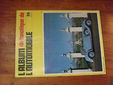 $$$ Revue Fanatique Automobile Fanauto N°56 Triumph TR2-3-4Rolls Royce Phantom