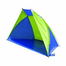 Tiendas y toldos verdes Highlander para acampada y senderismo