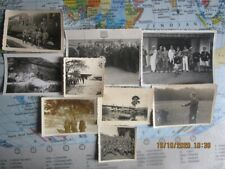 kleines Konvolut Fotos /Soldaten/Offiziere/Fahrzeuge/Bunker usw. 2.WK
