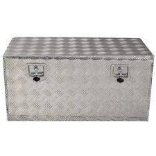 "36"" Aluminum Truck Pickup Underbody Underbed Tool Box Trailer Storage ToolBox"