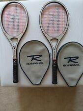Vintage Rossignol R 40 Tennis Racquet