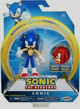 Sonic The Hedgehog Jakks Pacific Basic Series