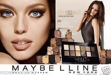MAYBELLINE NUDE PALETTE-NUDE1 EYE SHADOW 9.6g