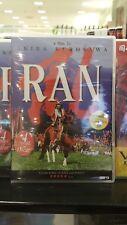 """ Ran "" A Film By Akira Kurosawa [ Dvd - Brand New ]"