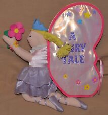 A Fairy Tale By Sasha Quinton Childrens Girls Bedtime Book Reading Plush Story