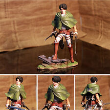 Anime Shingeki No Kyojin Attack on Titan 20cm Rivaille Removable Action Figure
