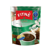 FITNE DIET INSTANT COFFEE WHITE KIDNEY BEAN WEIGHT LOSS LOW SUGAR SLIM 150 g.