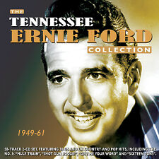 TENNESSEE ERNIE FORD New Sealed 2017 BEST OF & MORE 58 TRACK 2 CD SET