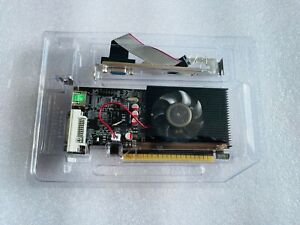 Computer Graphics Card For GT730 2GB 64Bit DDR3 DVI VGA PCI-E Game Video Card