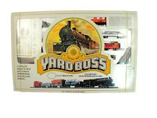 Vintage Bachmann Yard Boss Electric Train Set - N Scale