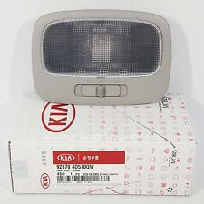 928704D570QW Interior Overhead Room Lamp Gray For KIA SEDONA 2006-2014