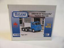 Sylvan Scale Models  Canada Resinbausatz  1964-65 International DayCab
