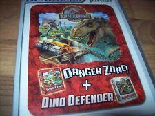 Jurassic Park 3 - Danger Zone PC und Dino Defender 2 mal Dinospiele für den PC