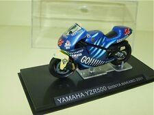 MOTO YAMAHA YZR500 Shinya NAKANO 2001 ALTAYA 1:24