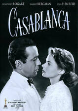 Casablanca (Dvd, 2012, 70th Anniversary) New