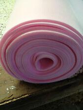 "1/4"" Pink Scrim Backed Sew Foam #1570 10 YARDS - FREE SHIPPING!!"